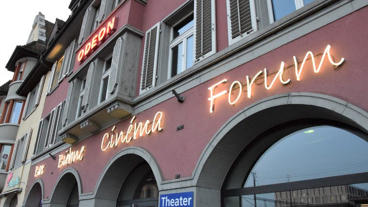 Versprochen werden im «Odeon» ein spannendes Kulturprogramm sowie kulinarische Köstlichkeiten. (Bild: mhu (22. Februar 2021))