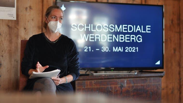 Bis zu den Lockerungen lange gezittert: Mirella Weingarten, Künstlerische Leiterin Schloss Werdenberg. (Armando Bianco)
