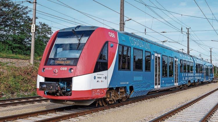 Alternative Antriebe: Bahnen geben Stoff mit Wasserstoff