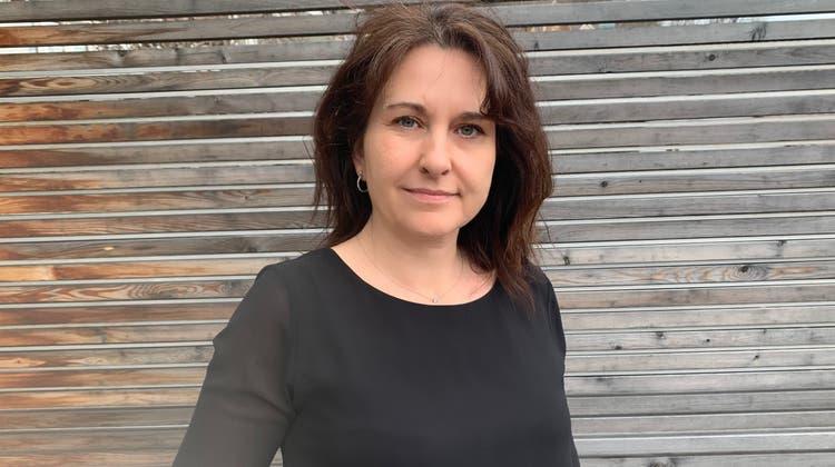 Sandra Rechsteiner-Portillo tritt in Bühler zum zweiten Wahlgang um den freien Sitz im Kantonsrat an. (Bild: APZ)