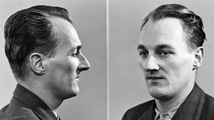 Ernst Deubelbeiss - Ein Schlieremer, der Mitte des 20 Jahrhunderts zu einem der gefürchtetsten Verbrecher der Schweiz wurde. Fotos aus dem Schlieremer Jahrbuch 2021 (Zvg / Limmattaler Zeitung)