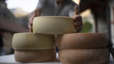 Die Schweiz darf neu auch Käse nach Israel exportieren. (Symbolbild) (Keystone)