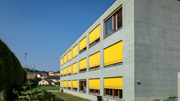 Gemeindehaus Birmensdorf (David Egger / Limmattaler Zeitung)