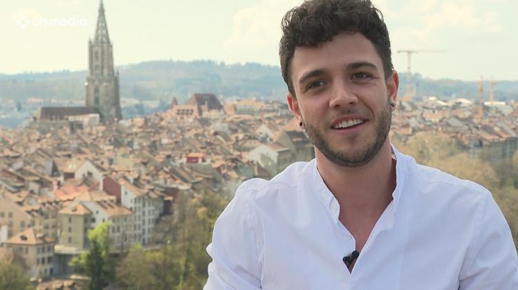 «Es wird alles gut kommen»: Luca Hänni will mit seinem neuen Song motivieren