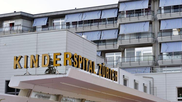 Schliesst das Coronajahr 2020 mit einem Verlust ab: das Kinderspital Zürich. (Keystone)