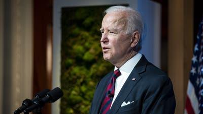 Harte Linie gegenüber der Türkei: Joe Biden will als erster US-Präsident den Völkermord an den Armeniern als solchen benennen. (Al Drago / Pool / EPA)