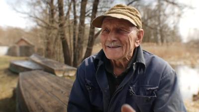 «Drei Mal habe ich mich zurückgeschlichen»: 85-Jähriger lebt mit seiner Frau in Tschernobyls Sperrzone