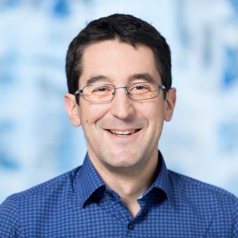 Florian Altermatt.