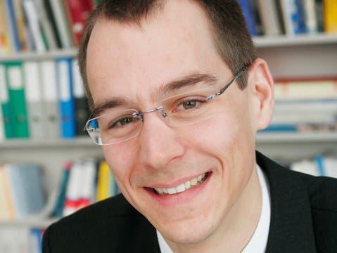 Andreas Wittmer, Leiter des Center for Aviation Competence an der Universität St. Gallen