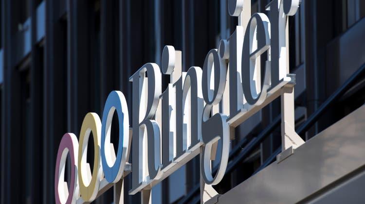 Der operative Gewinn von Ringier sank im vergangenen Jahr um knapp 30 Millionen Franken. (Keystone)