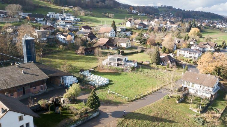 Gegen das geplante Bauprojekt in Alliswil gab es acht Einsprachen. (Michael Küng / Aargauer Zeitung)