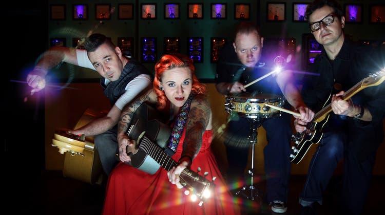 Mary Vogel ist die neue Stimme der B-Shakers. (zvg)