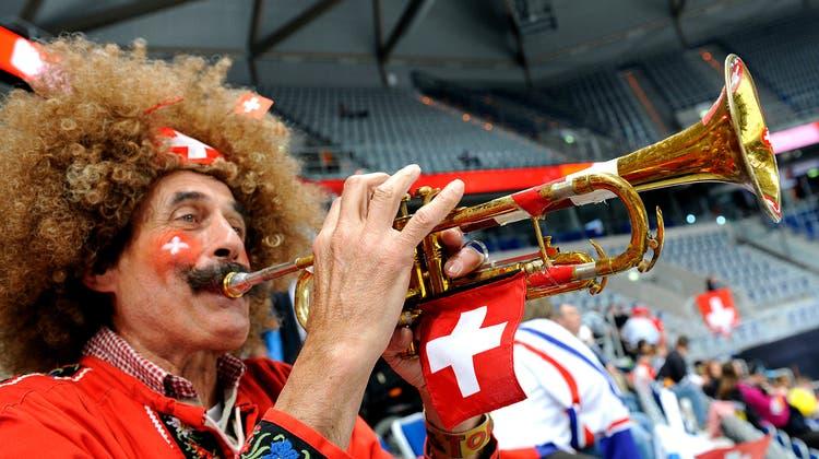 Blasmusiker hoffen auf Lockerungen für den Probebetrieb. (Symbolbild) (Keystone)