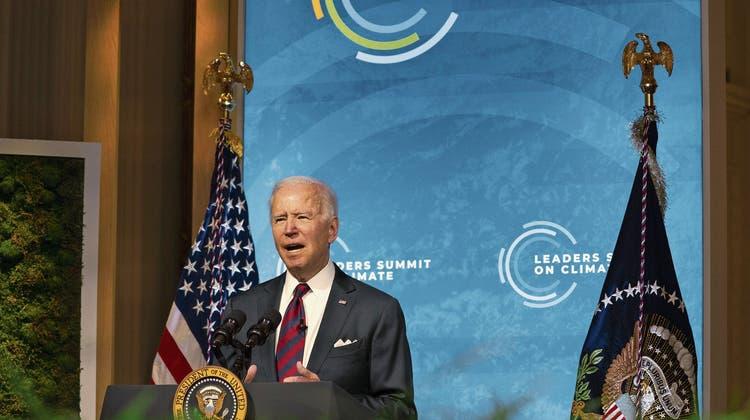Joe Bidens grosses Versprechen: Amerika kümmert sich wieder ums Klima – aber kann er es einhalten?