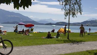 Umgestaltung Gebiet Brüggli in Zug