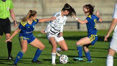 Die Frauen des SC Derendingen stehen vor entscheidenden Wochen in der NLB-Meisterschaft. (Hans Peter Schläfli)