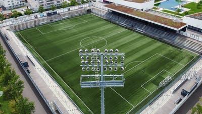 Das Stadion Bergholz des FC Wil soll gleich in mehrfacher Hinsicht aufgewertet werden. (Bild: Sven Thomann /Freshfocus)