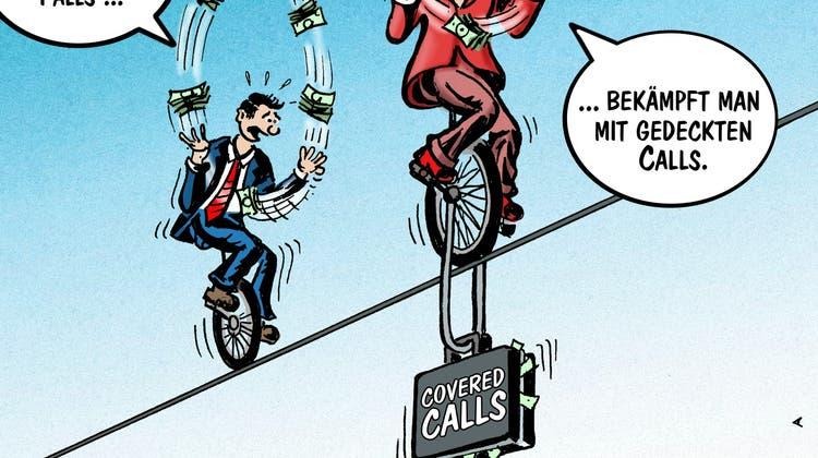 Mit gedeckten Calls zum Erfolg – und weitere Börsentipps der Woche