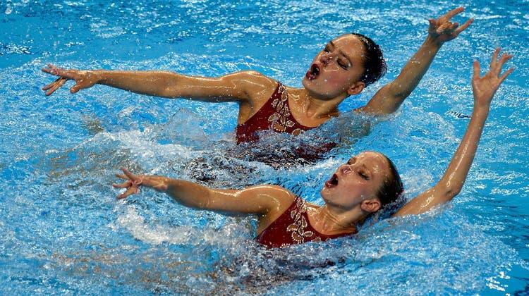 Aus dem Nichts in Tränen ausgebrochen: Eine Synchronschwimmerin erzählt, wie sie nach der Karriere in ein Tief stürzte