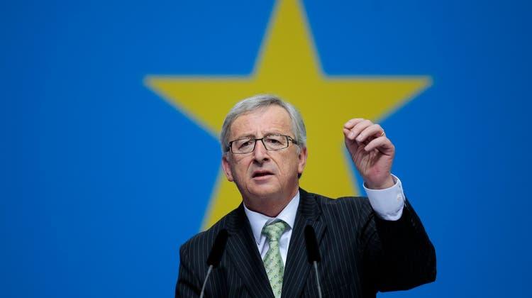 Jean-Claude Juncker war von2014 bis 2019 EU-Kommissionspräsident. (Keystone)