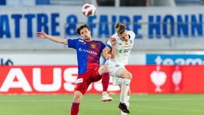 Der FCB spielt nach einem spektakulären Schlagabtausch gegen Lausanne 3:3 und bleibt unter Rahmen weiter ungeschlagen