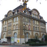 Stadthaus Grenchen. (at.)