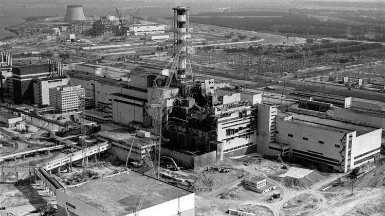 Ein radioaktiver Rastplatz in Belarus. (Bild: flü)