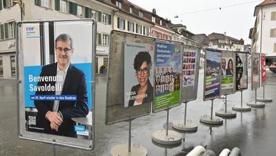 Die Ergebnisse zu den Gemeinderatswahlen im Kanton Solothurn