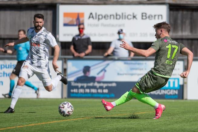 Der SC Brühl hat in Breitenrain bei Bern seine Serie fortgesetzt: Seit Wiederaufnahme der Meisterschaft bleiben die Kronen in vier Spielen ungeschlagen.