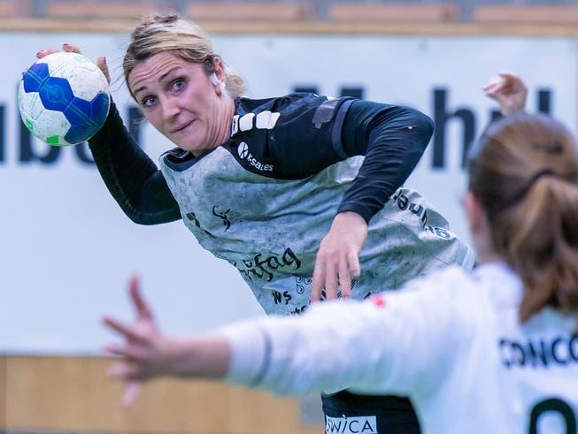 Das erste Team der Brühler Handballerinnen hat am Samstag den Sprung ans Schweizer Cupfinal nicht geschafft.