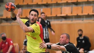 Überragend in der Liga: St.Otmars Andrija Pendic. (Benjamin Manser)
