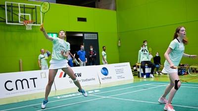 Jenjira Stadelmann startet am Dienstag an der Badminton-EM in Kiew. (Ralph Ribi)