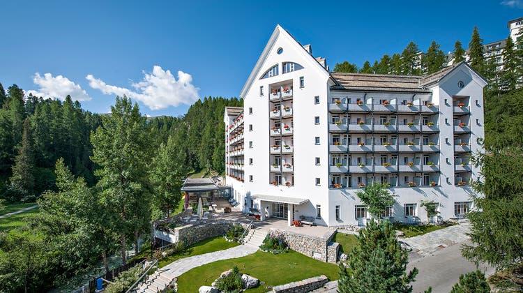 Arenas Resort Schweizerhof in Sils-Maria
