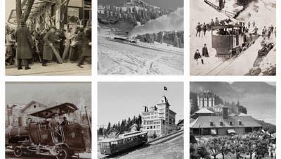 LZ-Quiz #59 zum150-Jahre-Jubiläum: Wie gut kennen Sie die Rigi Bahnen?