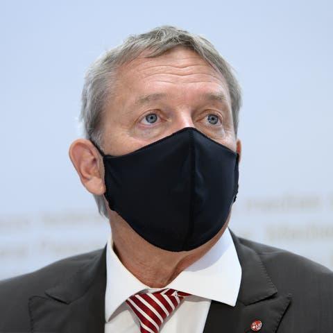 Casimir Platzer, Präsident von GastroSuisse