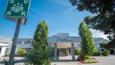Das Spital Heiden wird Ende Jahr geschlossen. (Bild: Benjamin Manser)