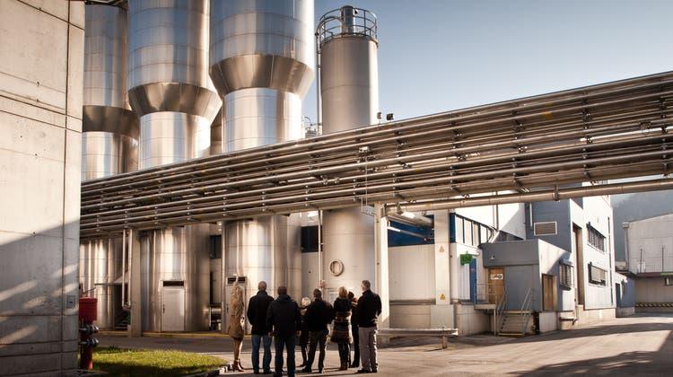 Die Produktion der Novartis-Tochter Sandoz im österreichischen Kundl im Tirol. (PD)