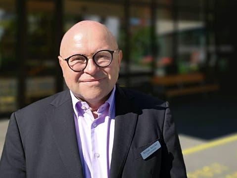 Michael Hunziker, Leiter Alterszentrum Obere Mühle in Lenzburg