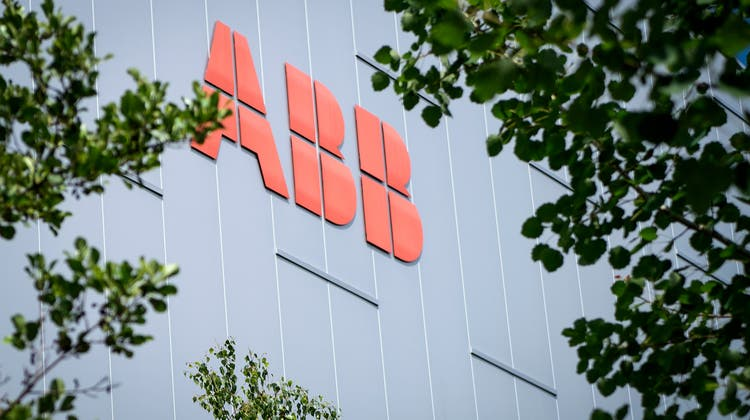 ABB blickt auf einen guten Start ins Jahr 2021. (Keystone)