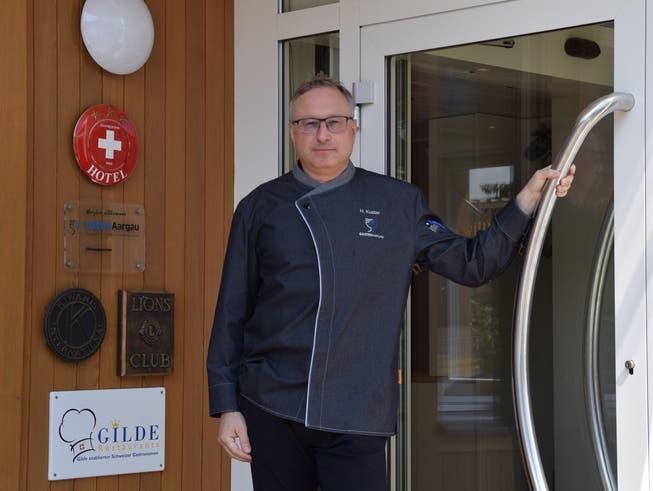 Bis auf Weiteres bleibt das Gilde-Restaurant Stalden von Heiner Kuster in Berikon geschlossen.