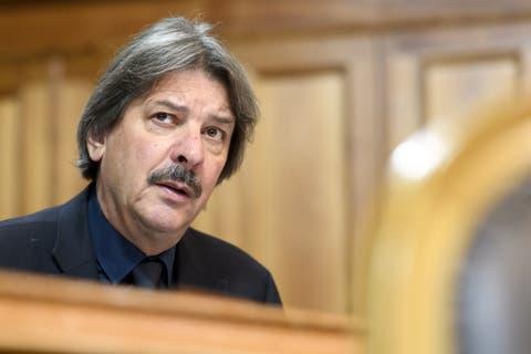 Der St.Galler Ständerat Paul Rechsteiner präsidiert derzeit die Sozialkommission der kleinen Kammer des Bundesparlaments.