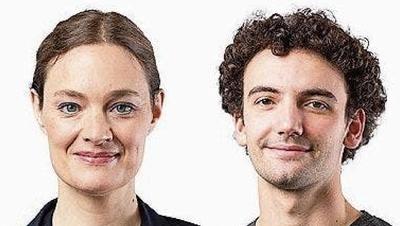 Die neuen Mitglieder des Parlaments: Manuela Höfler (links) und Lukas Lütolf. (zvg)
