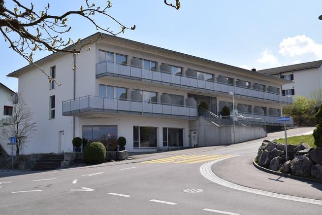 Im dazugehörigen Hotel Stalden, gleich gegenüber dem Restaurant, wurden die Gäste für Siro Kressigs Prüfungsdinner einquartiert.