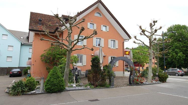 Das Restaurant Rössli in Fislisbach sucht einen neuen Wirt, der die Traditionsbeiz langfristig übernimmt. (ZVG)