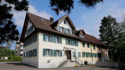 Das Gebäude an der BaarerLeihgasse 15a. Seine Unterdenkmalschutzstellung sorgte für Diskussionen. (Bild: Stefan Kaiser (16. Mai 2019))