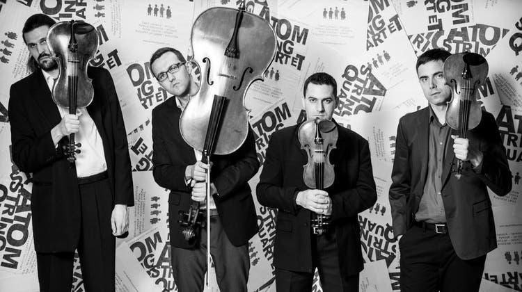 Atom String Quartet. (Bild: Zvg)