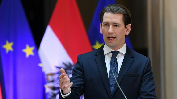 Bundeskanzler Sebastian Kurz will ab Mitte Mai die Coronaregeln lockern. Österreich hofft so, Touristen ins Land locken zu können. (Helmut Fohringer / APA/APA)