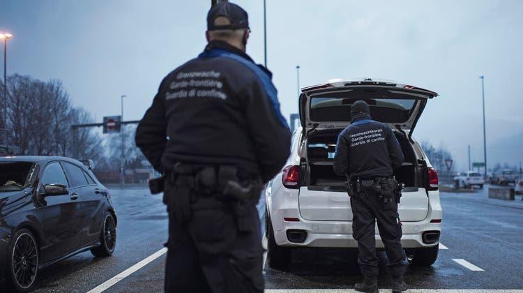 Streit mit dem Zoll um Zuständigkeit für das Grenzwachtkorps: Die Militärjustizgeht vors Bundesstrafgericht
