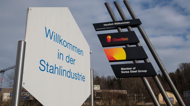 Ist deutlich besser ins neue Jahr gestartet: Der in Luzern beheimatete, weltweit tätige Stahlkonzern Swiss Steel. (Eveline Beerkircher)