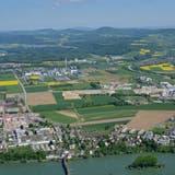 Eine nun fertiggestellte Testplanung zum Sisslerfeld soll die Gebietsentwicklung vorwärts bringen. (Gerry Thönen / Aargauer Zeitung)